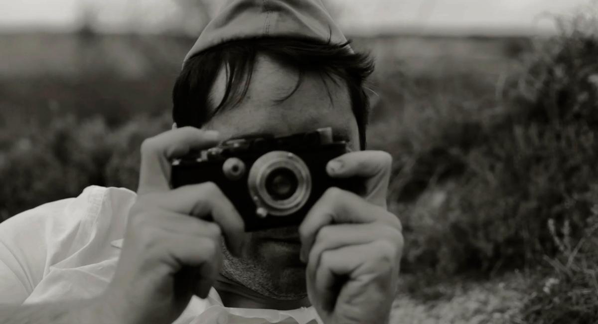 cortometraje leica los ojos de capa