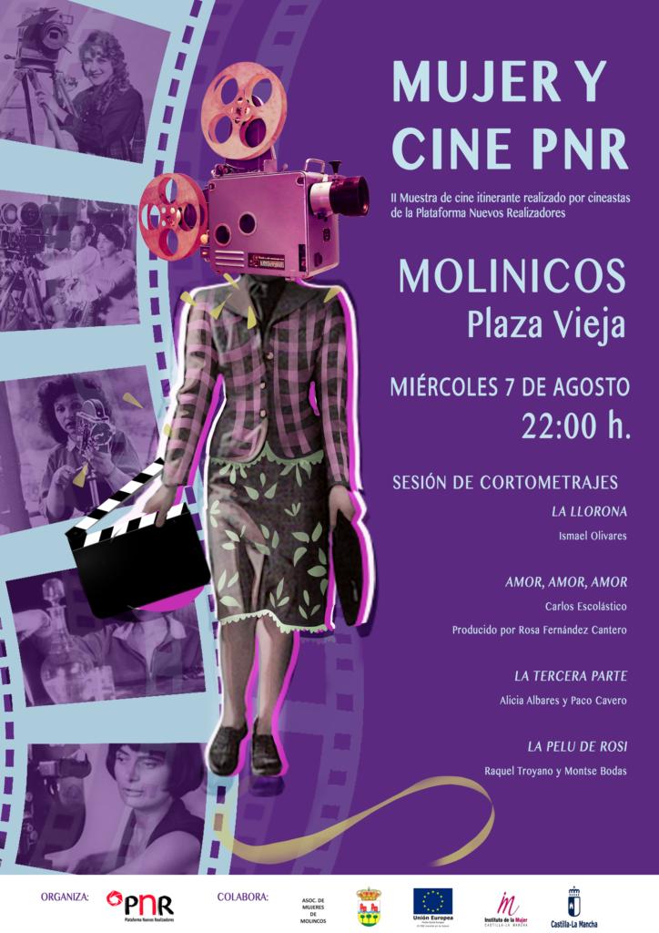 mujer y cine molinicos