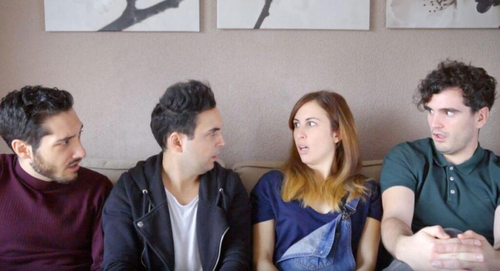 cortometraje gente que no sabe lo que quiere