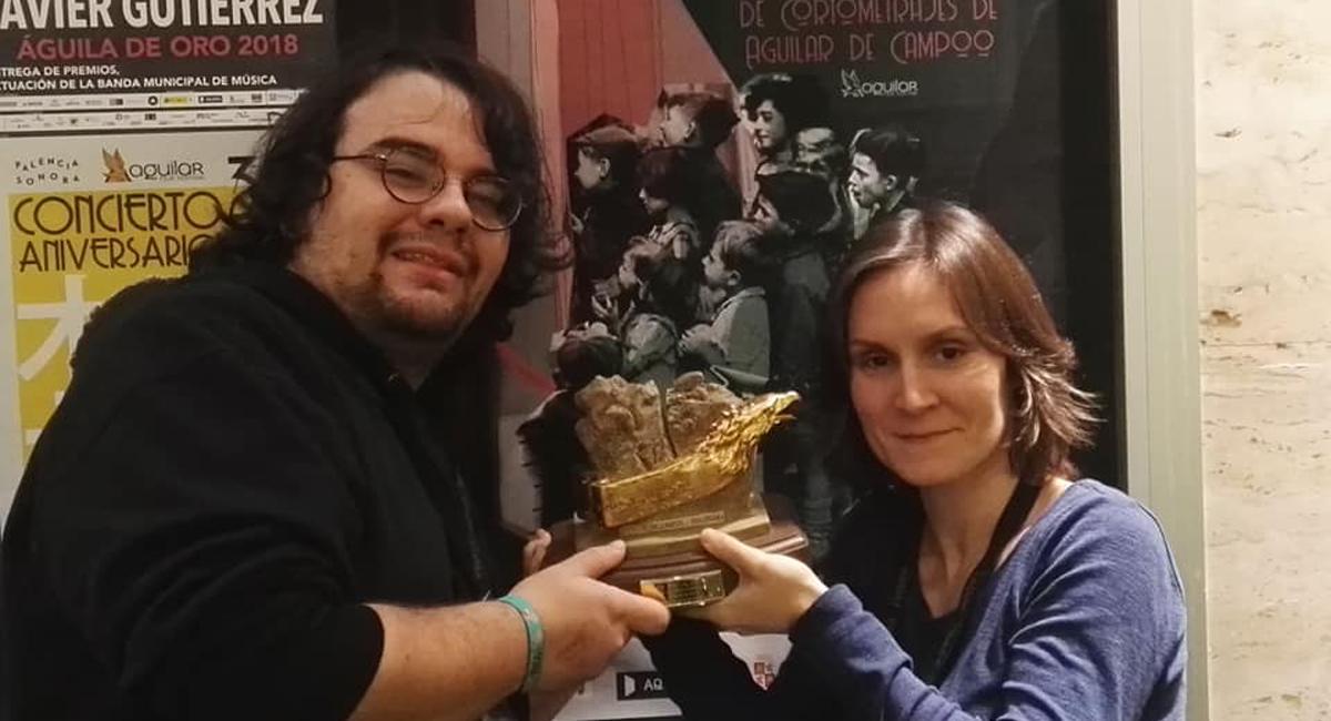La PNR recibe el Águila de Oro en el 30º Festival Internacional de Cortometrajes de Aguilar de Campoo