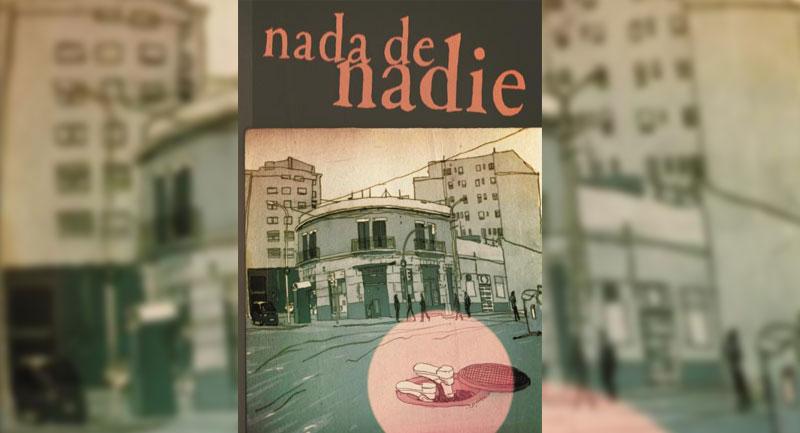 """""""Nada de nadie"""", el largometraje de nuestro socio Francisco Hervada, en MUCES"""