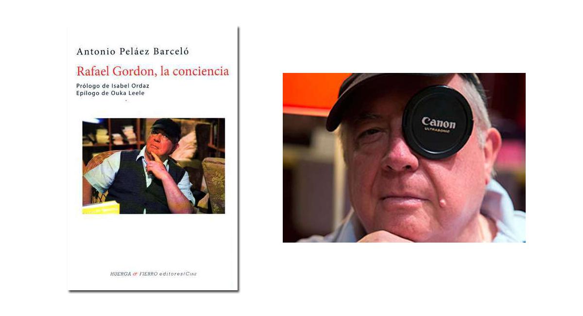Presentación del libro RAFAEL GORDON: LA CONCIENCIA