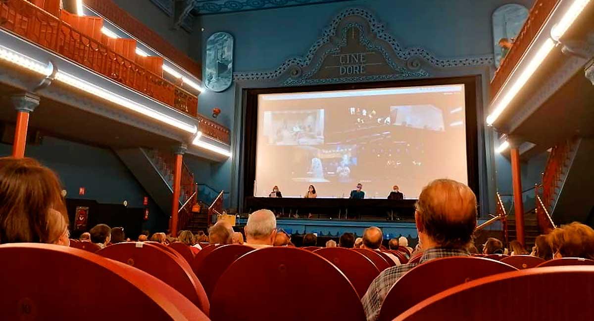 Dos socios PNR en la renovación de la Juna Directiva de la Academia de Cine