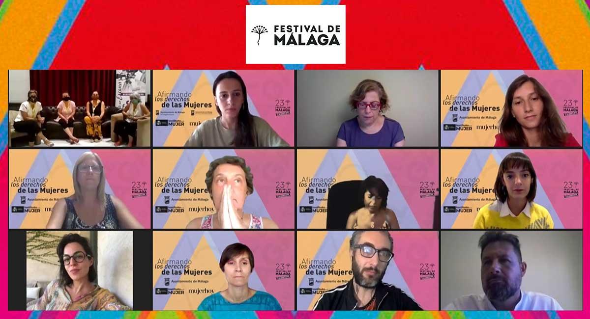 """El largometraje """"¿Por qué tan pocas?"""" de nuestra socia Carlota Coronado Premio Especial del Jurado en el Festival de Málaga"""