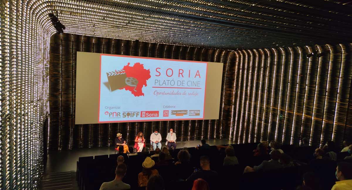 Soria se reivindica como plató de cine en la Cineteca de Madrid