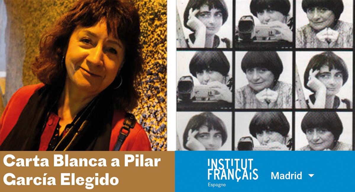 """Pilar García Elegido (PNR) participa en ciclo de cine-debate """"Carta blanca a…"""" del Institut français de Madrid con Floreal Peleato"""