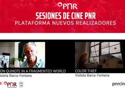 Sesiones de Cine PNR. 11 de mayo Casa Regional de Castilla-La Mancha