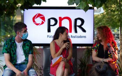 """La Plataforma Nuevos Realizadores participa como asociación invitada en V.E. CINEMA en Muviment Valencia en el encuentro """"CONEXIÓN PNR"""""""