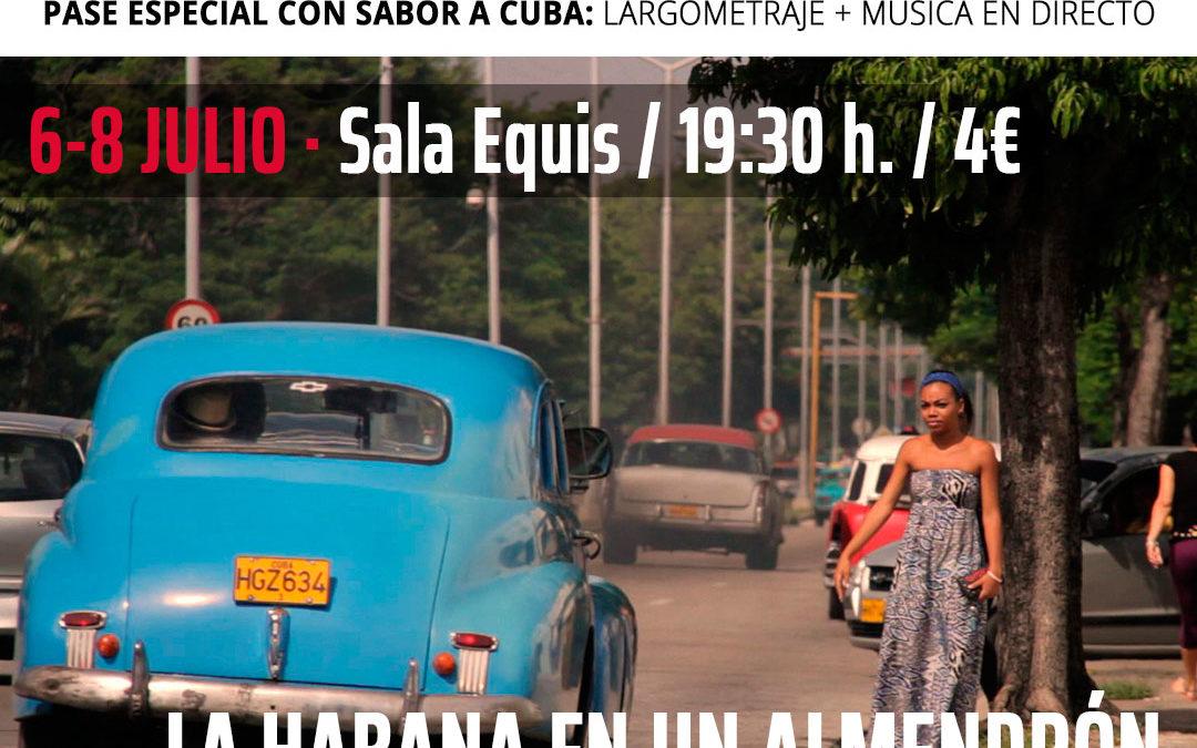 Sesión especial: cine y música con la película La Habana en un almendrón